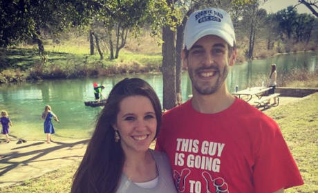 Derick Dillard Pens Letter to Newborn Son: I Love You So Much!!