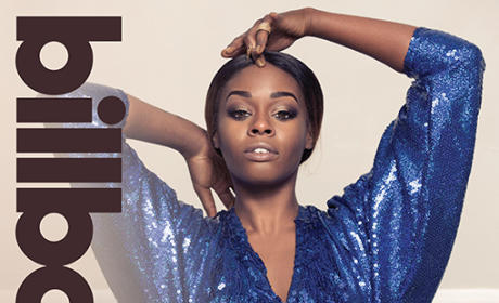 Azealia Banks Billboard Cover