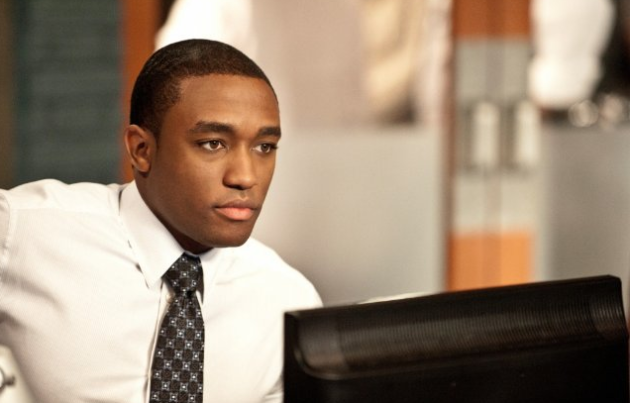 Lee Thompson Young on Rizzoli & Isles