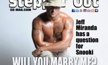 Jeff Miranda to Snooki: Marry Me!