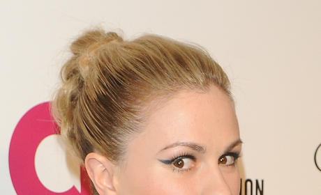 Anna Paquin Red Carpet Pic