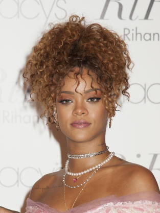 Rihanna in NYC