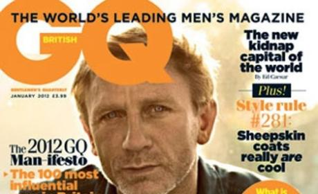 Daniel Craig Makes History in China