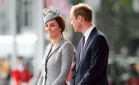 Kate Middleton is Back!