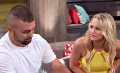 Leah Messer Accuses Corey Simms of Cheating on His Wife in New Teen Mom 2 Clip
