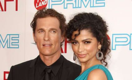 Report: Matthew McConaughey to Marry Camila Alves