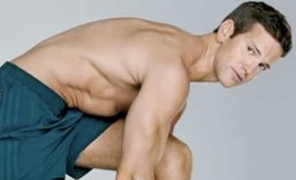 Aaron Schock: Shirtless in Men's Health!