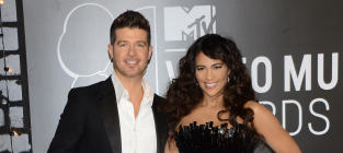Paula Patton: All Good with Robin Thicke and Miley Cyrus Duet!