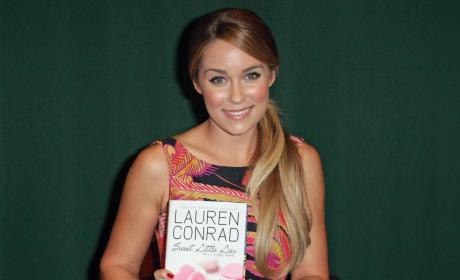 A Moment in Literary History with Lauren Conrad