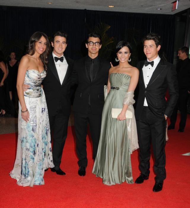 All the Jonas Bros