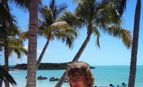 Taylor Swift in a Bathing Suit