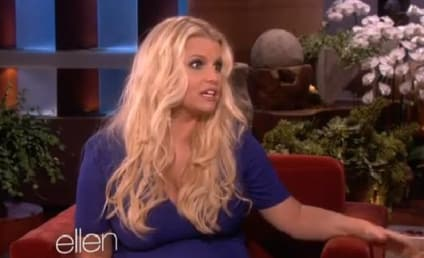 Jessica Simpson: Pregnancy Exhausting, Protection Not Happening, Tums Awesome