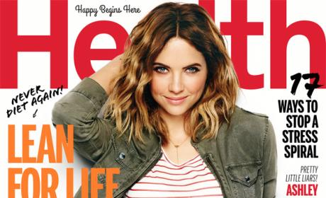 "Ashley Benson: I've Been ""Too Fat"" for Roles!"