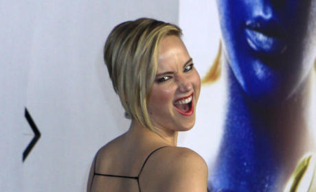 Jennifer Lawrence Talks Chris Pratt Sex Scene: I Was Super Drunk!