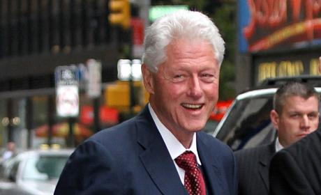 Happy 65th Birthday, Bill Clinton!