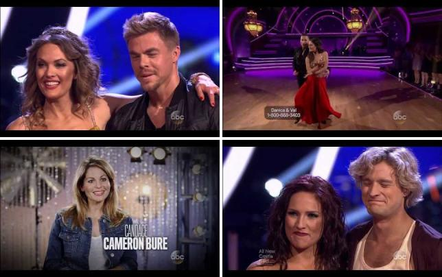 Amy purdy and derek hough dwts week 1