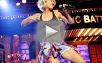 Kaley Cuoco Rocks Sports Bra, Raps to Ludacris on Lip Sync Battle