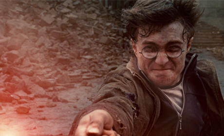 Harry Potter in Action