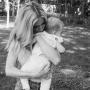 Kristin Cavallari and Baby