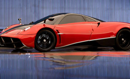 Transformers 4 Cars: Pagani Huayra Joins the Fray