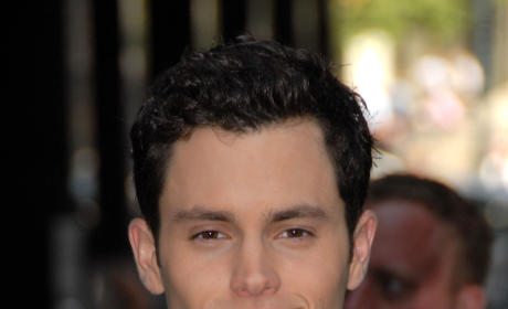 Penn Badgley Short Hair