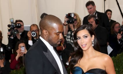 Kim Kardashian and Kanye West: Prenup Holding Up Wedding?