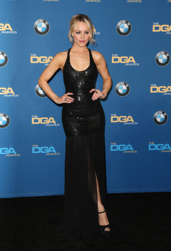 Rachel McAdams: 68th annual Directors Guild of America Awards