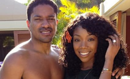 Brandy Norwood Shows Off Fiance, Engagement Ring in Hawaii