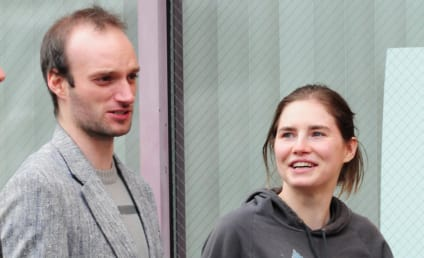 James Terrano: Dating Amanda Knox!