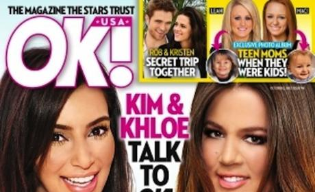 Kim and Khloe Kardashian: We're (NOT!) Having Babies!