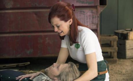 True Blood Recap: A Shooting and a Slicing