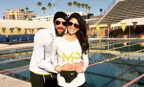 Michael Phelps & Nicole Johnson: Expecting a Baby Boy!