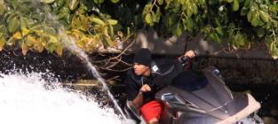 Chris Brown Jet Skis