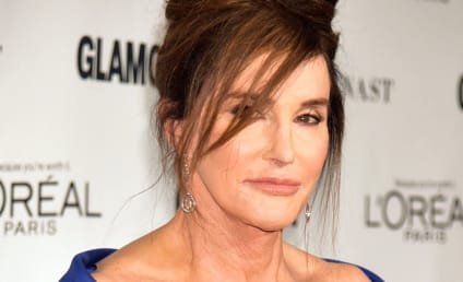 Kris and Caitlyn Jenner Hug It Out at Victoria's Secret Fashion Show!