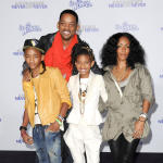 Will, Jada and Family