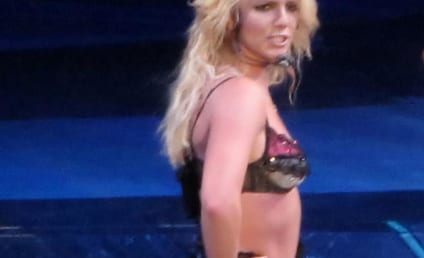 Britney Spears Was Wasted... Not Just Tired