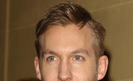 Calvin Harris: Planning to Propose to Taylor Swift?!