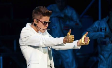 Justin Bieber Responds to BS, Grateful to Fans