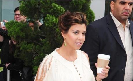 Kourtney Kardashian Baby Gender: REVEALED!