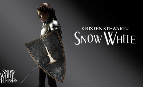 Kristen Stewart as Snow White: First Look!