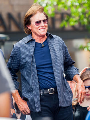 Happy Bruce Jenner