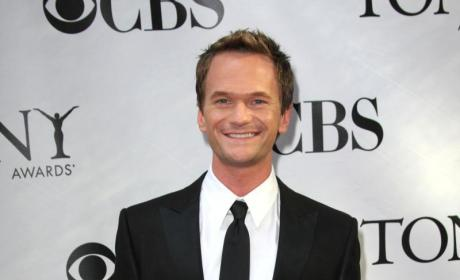 Neil Patrick Harris Letting Himself Go