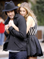 Jay Lyon and Whitney Port