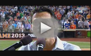 Marc Anthony God Bless America Performance (MLB All-Star Game)
