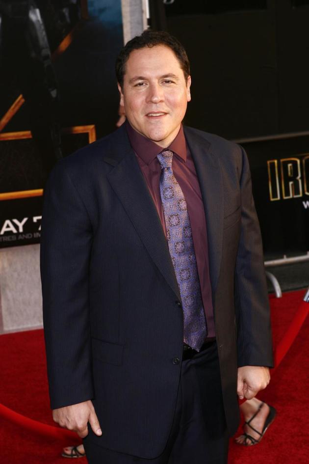 Jon Favreau Appearance