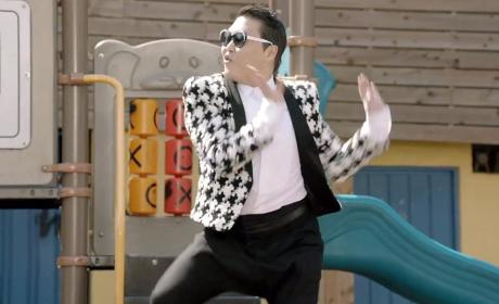"PSY, ""Gentleman"" Music Video Demolishing YouTube Records"