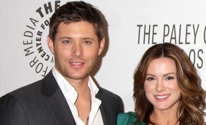 Jensen Ackles and Wife: Expecting!