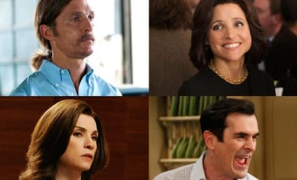 Emmy Nominations 2014: The Stars React!