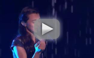Laura Bretan Earns Standing O on America's Got Talent