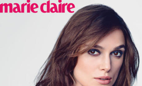 Keira Knightley in Marie Claire